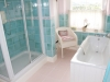 Pink Bedroom en-suite bathroom